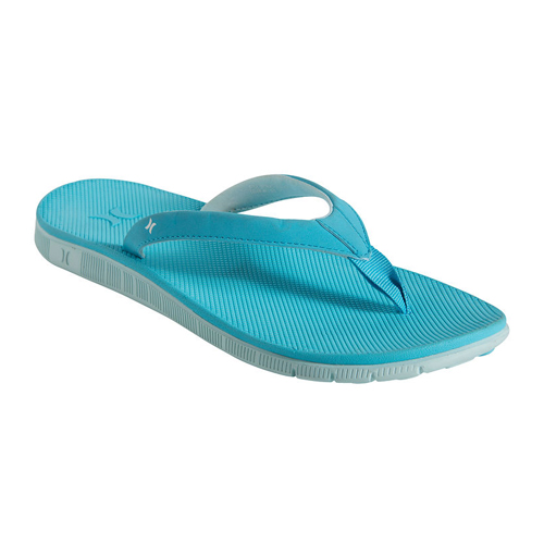 15 헐리 여성용 샌들 쪼리 GSA0000050 15 HURLEY WOMENS FLEX SANDAL Color : Ice Blue (4KI)