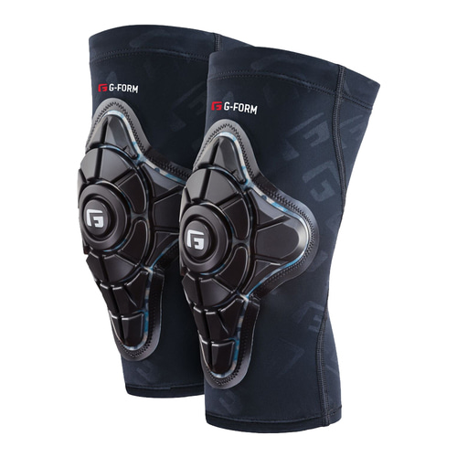 1819 G-FORM PRO-X KNEE GUARD TEAL CAMO 지폼 무릎 보호대