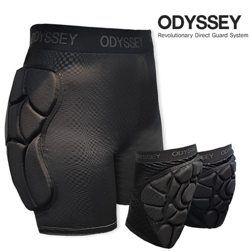 ODYSSEY PROTECTOR SET Black or Multi 오디세이 보호대 세트